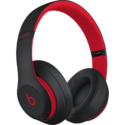 Studio3 Wireless Bluetooth Headphones (Defiant Black/Red&Nbsp;/&Nbsp;Decade Collection) by Beats By Dr. Dre