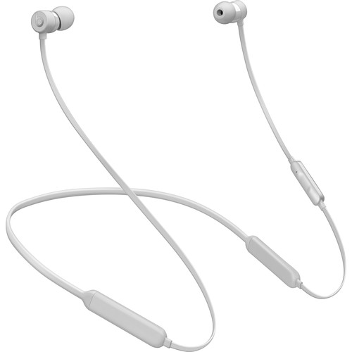 Beats X In Ear Bluetooth Headphones (Satin Silver) by Beats By Dr. Dre