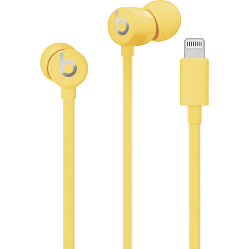 Beats by Dr. Dre urBeats3 In-Ear Headphones with Lightning Connector (Yellow)