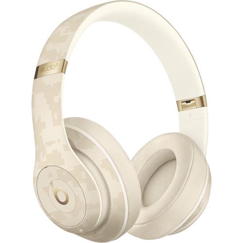 Beats by Dr. Dre Studio3 Wireless Bluetooth Headphones (Sand Dune / Camo Collection)