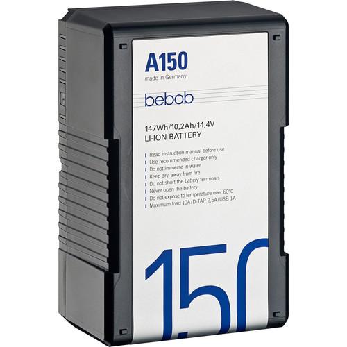 bebob A150 14.4V, 147Wh Gold Mount Li-Ion Battery