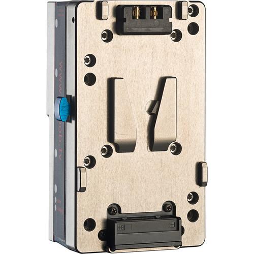 Bebob Factory GmbH CINE V-Mount Hot Swap Adapter Plate (20A, High Load)