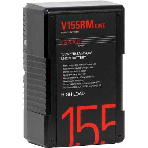 Bebob Engineering V155RM-CINE 14.4V High-Load V-Mount Battery