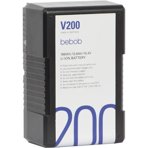 Bebob Engineering BE-V200 V-Mount Li-Ion Battery