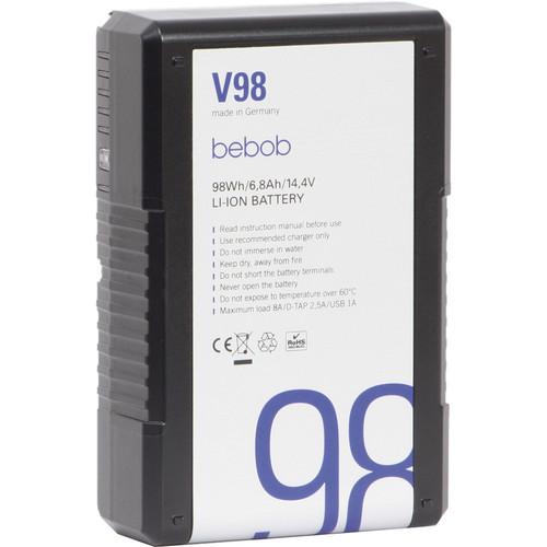 Bebob Engineering V98 V-Mount Lithium-Ion Battery