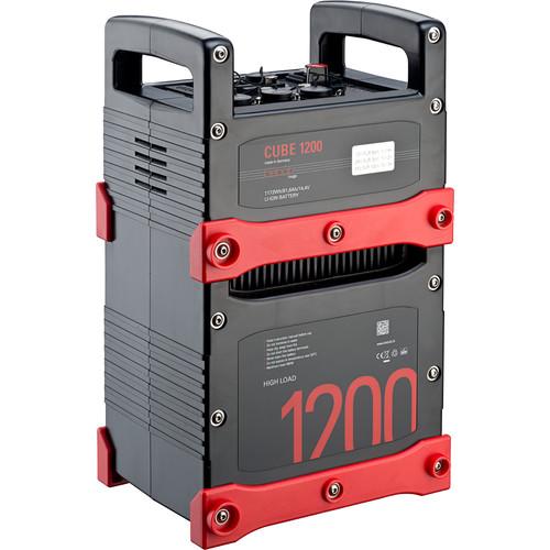 Bebob Factory GmbH 14,4V 81,6 Ah Li-Ion Battery 24V/48V