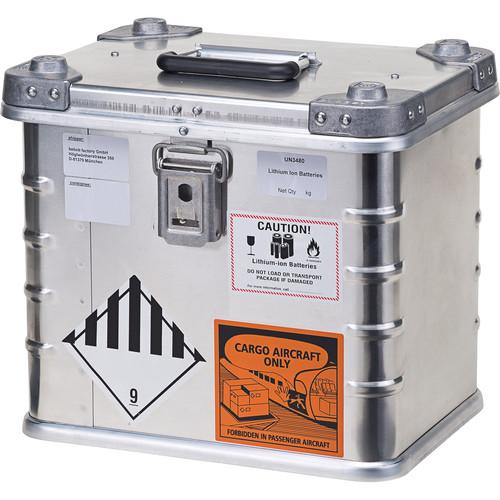 Bebob Factory GmbH Transport Case Dangerous Good Cl. 9, 400X300X340
