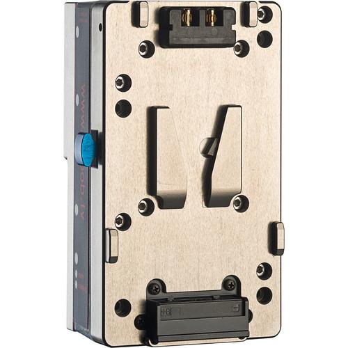 Bebob Factory GmbH High-Load Hot Swap Adapter for V-Mount Cameras