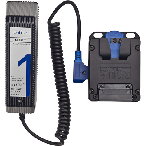 bebob 2-Channel V-Micro Charger
