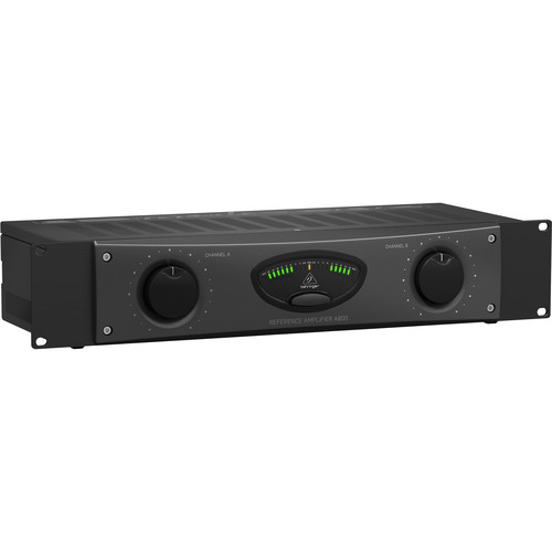 Behringer A800 Professional 800W Reference-Class Power Amplifier