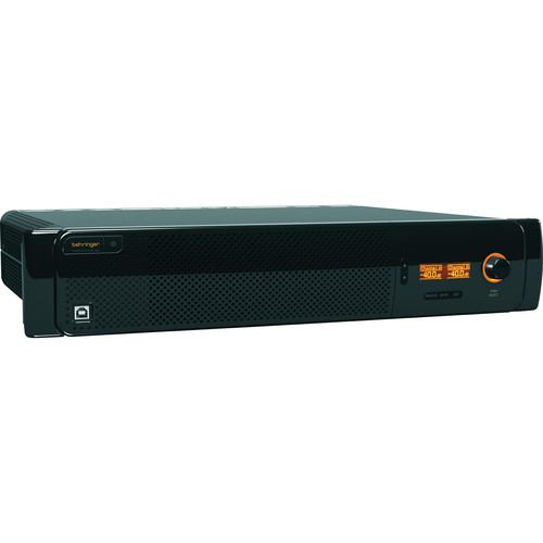 Behringer AX6220Z 1000W 70/100V Dual-Channel High-Impedance Power Amplifier