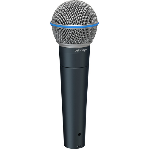Behringer BA 85A Dynamic Supercardioid Handheld Microphone