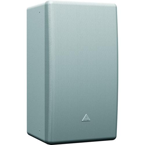 "Behringer 6"" Ultra-Compact 100W 2-Way 70/100V Loudspeaker System (White)"
