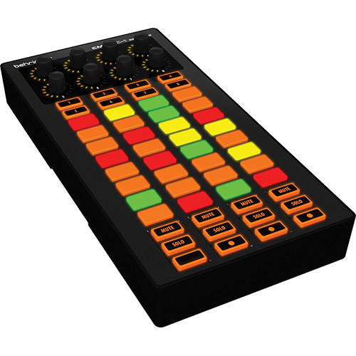Behringer CMD LC-1 Trigger-Based MIDI Controller for Ableton Live