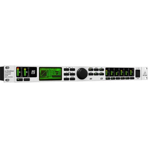 Behringer DCX2496LE ULTRADRIVE 24-Bit/96kHz Digital Loudspeaker Management System