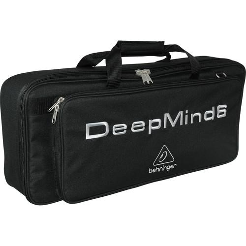 Behringer Deluxe Water-Resistant Transport Bag for DeepMind 6
