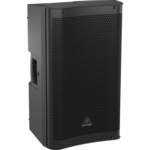 "Behringer DR112DSP Active 1200W 12"" Speaker System with DSP and Mixer"
