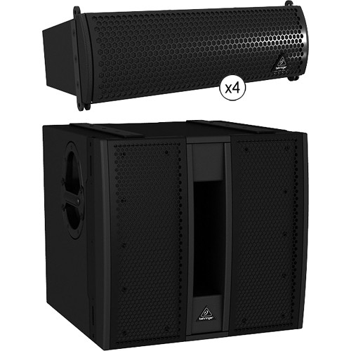 Behringer Eurolive Compact Fly Ready Line Array Kit