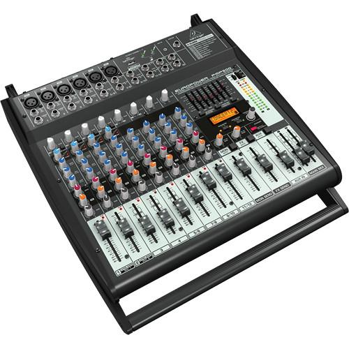 Behringer Europower PMP500 500-Watt 12-Channel Powered Mixer