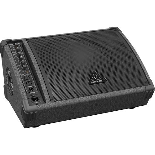 Behringer EUROLIVE F1220D Bi-Amped 250-Watt Monitor Speaker System