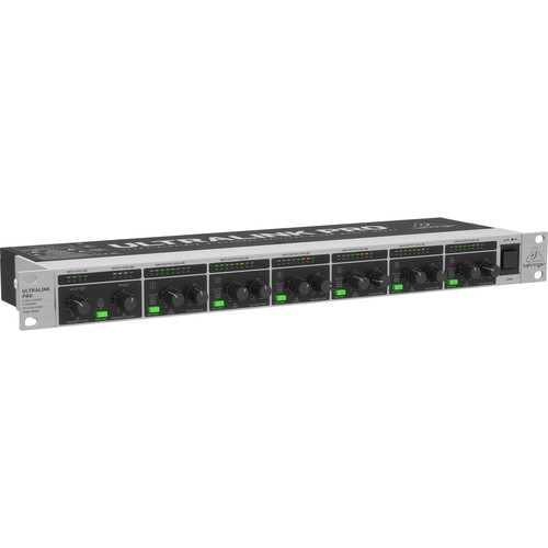 Behringer ULTRALINK PRO MX882 V2 8-Channel Splitter/Mixer