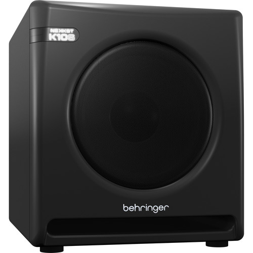 "Behringer NEKKST K10S Audiophile 180W 10"" Studio Subwoofer"