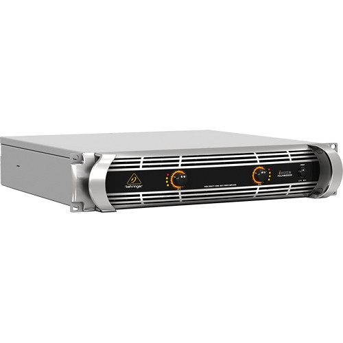 Behringer iNUKE NU12000 Ultra-Lightweight High-Density 12000W Power Amplifier