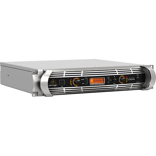 Behringer iNUKE NU12000DSP 12000W Power Amplifier with DSP and USB Interface
