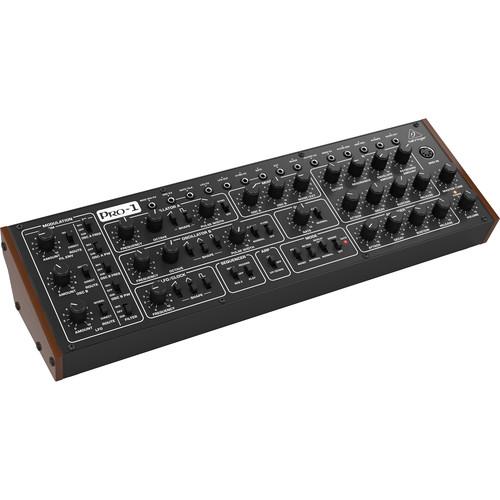 Behringer PRO-1 Semi-Modular Analog Synthesizer Eurorack Compatible