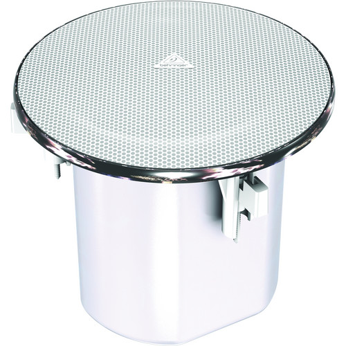 "Behringer ST2400 Compact 30W 4"" Ceiling Loudspeaker Assembly (Pair / White)"