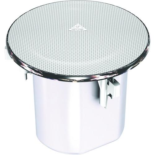 "Behringer ST2400 Compact 30W 4"" Ceiling Loudspeaker Assembly (Pair / White)"