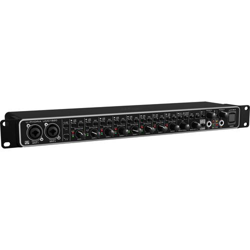 Behringer U-PHORIA UMC1820 - USB 2.0 Audio/MIDI Interface
