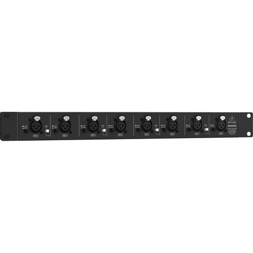 Behringer ULTRALINK MS8000 8-Channel Microphone Splitter