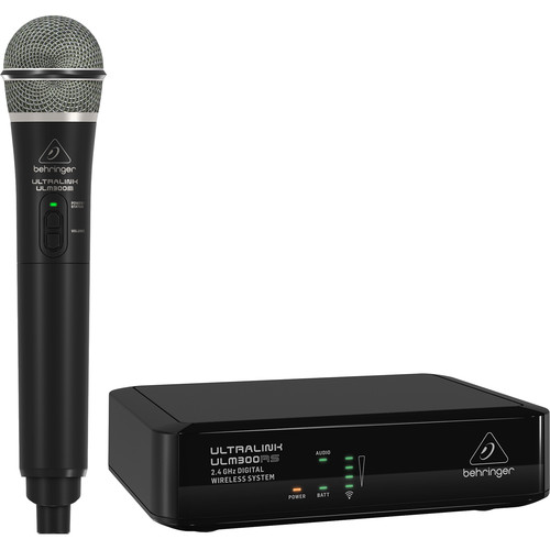 Behringer ULTRALINK ULM300MIC 2.4 GHz Wireless Microphone System