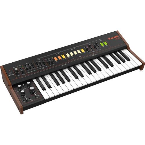 Behringer Vocoder VC340 - Analog Vocoder for Human Voice and Strings Sounds