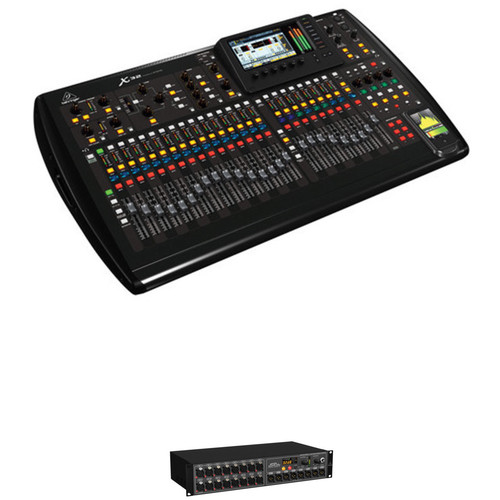 Behringer X32 Digital Mixing Console Kit with S16 Digital Stage Box