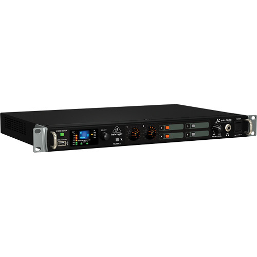 Behringer X32 Core 40-Channel, 25-Bus Digital Rack Mixer