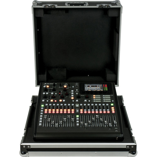 Behringer X32 Producer Digital Mixing Console and Road Case Package