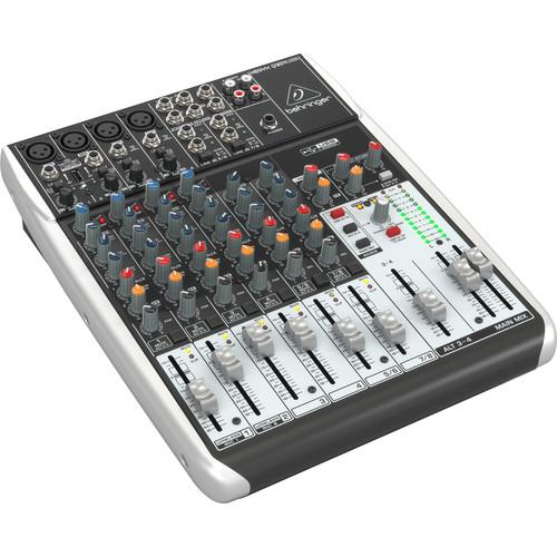 Behringer XENYX Q1204USB -12-Input USB Audio Mixer
