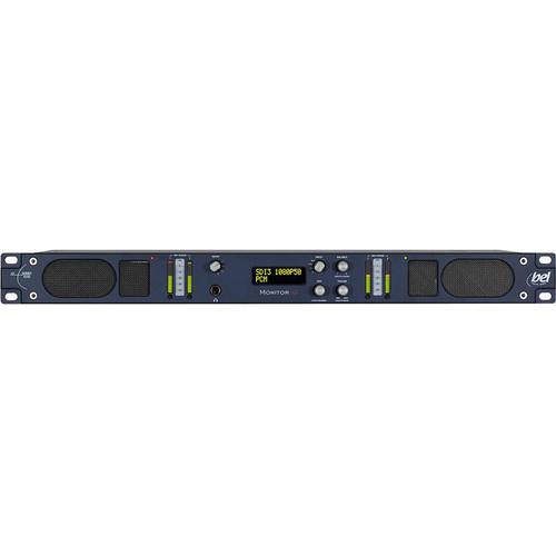 Bel Digital BM-A1-4SHD 4-Channel Audio Monitoring Unit with SDI De-Embedding