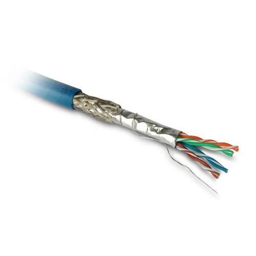 Belden 7921A Multi-Conductor CAT5e DataTuff Twisted Pair Cable (1000', Blue)