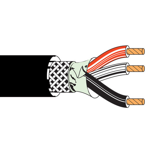 Belden 3-Conductor 12 AWG Non-Paired Cable (328')