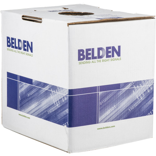 Belden 9451P Multi-Conductor Single-Pair Plenum Cable (Pull-Box, 1000')