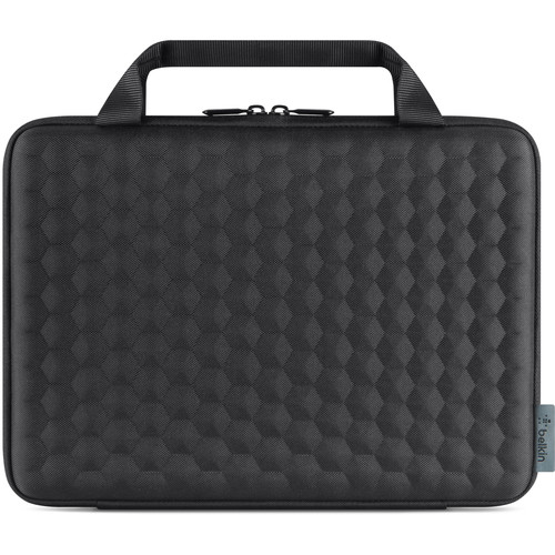 "Belkin Air Protect Always-On Slim Case for 11"" Chromebook/Laptop (Black)"