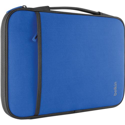 """Belkin Laptop/Chromebook Sleeve (Blue, 11"""")"""