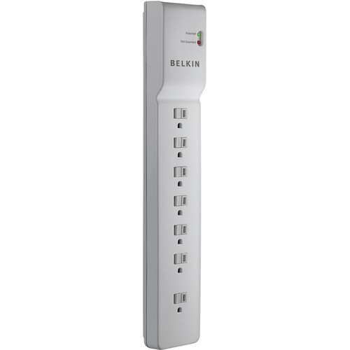 Belkin 7-Outlet Commercial Surge Protector (6' (1.8 m))