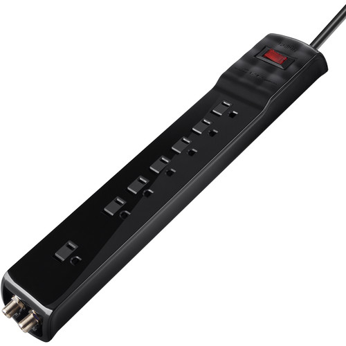 Belkin 7-Outlet Home Theater Surge Protector
