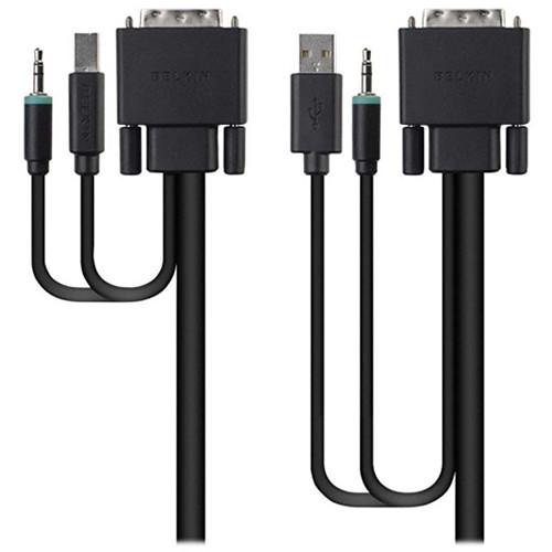 Belkin Secure KVM Cable (6')
