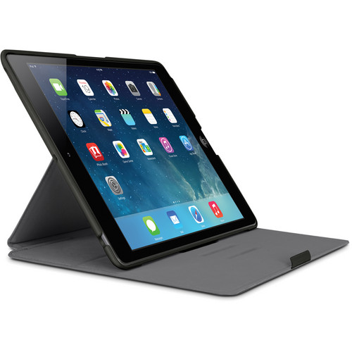 Belkin FormFit Cover for iPad Air (Slate)
