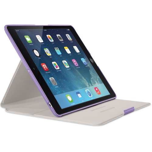 Belkin FormFit Cover for iPad Air (Lavendar)